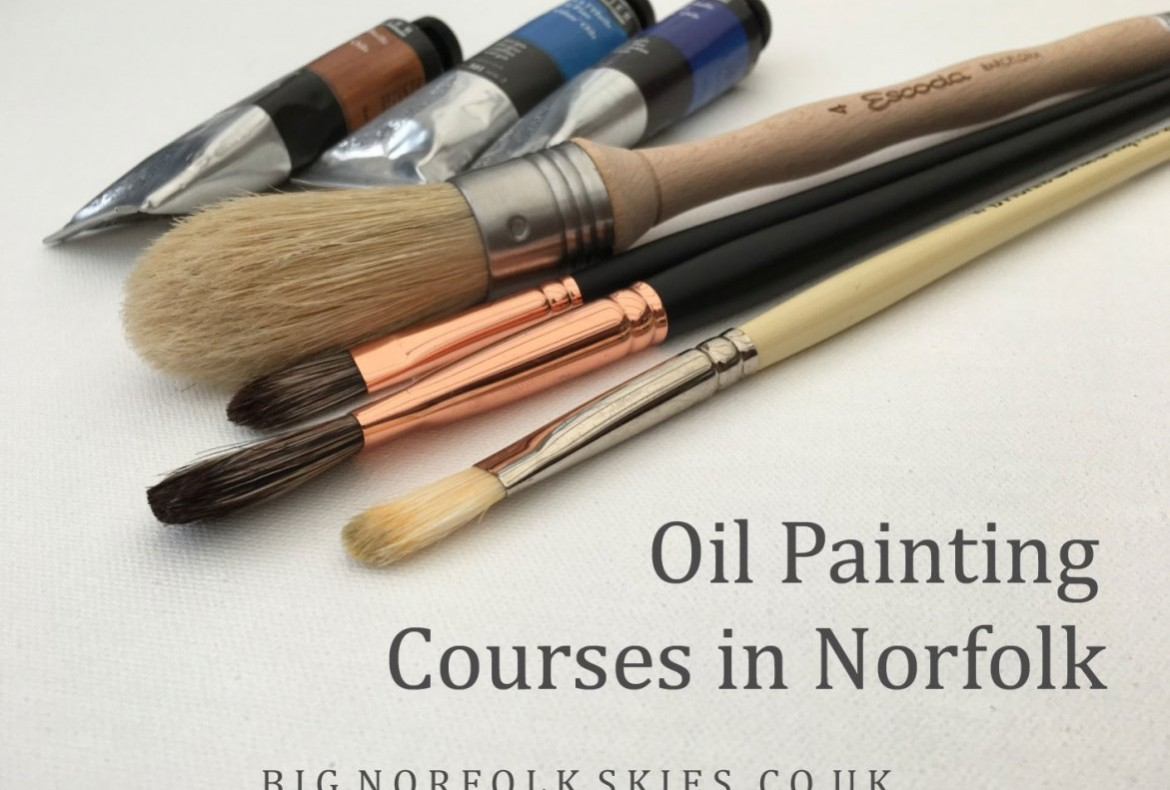 oil painting courses norfolk