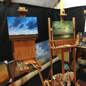 oil painting private tuition