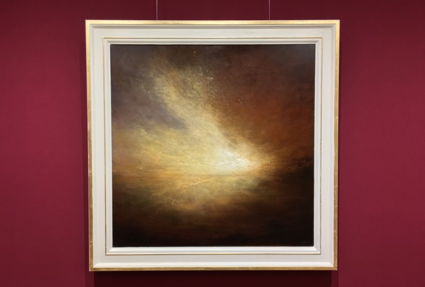 Resplendent Light - Nial Adams Oil Painting