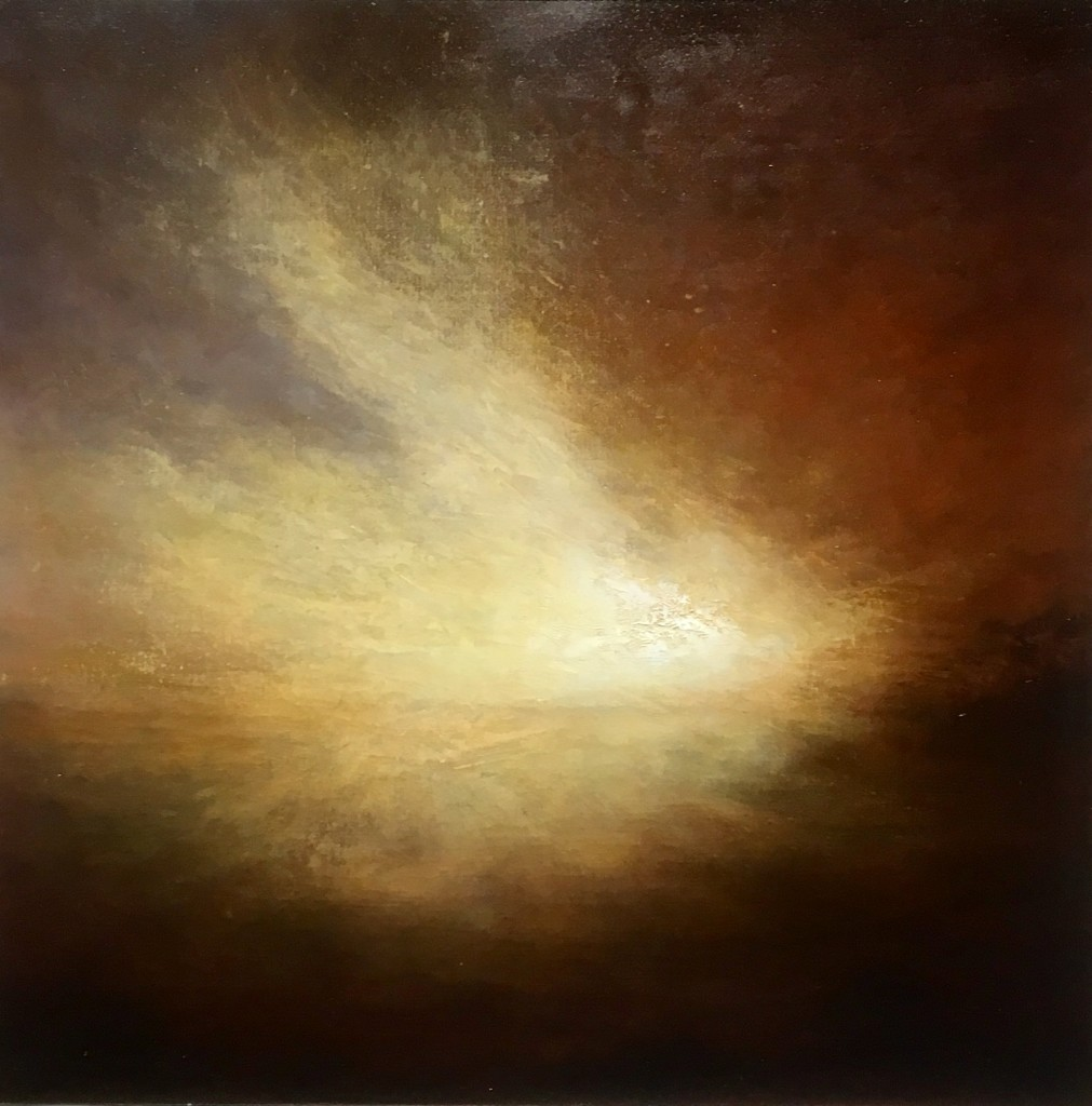 Resplendent Light Oil Painting Nial Adams