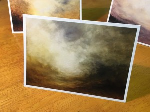 Greetings Cards - Into the Haze