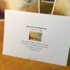 Greetings Cards - Rear Details