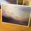 Greetings Cards - Spring Morning Mist