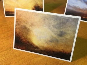 Greetings Cards - The Crossing