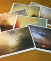 Big Norfolk Skies Greeting Cards 2018
