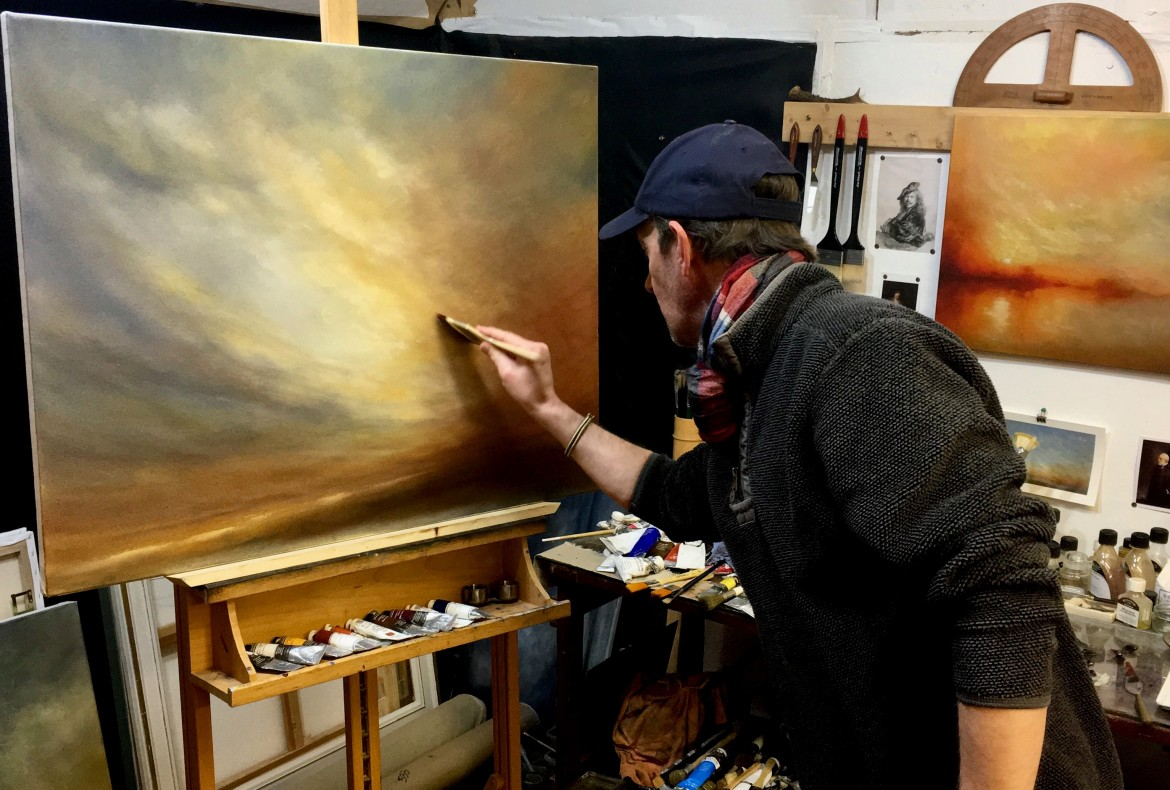 Norfolk Artists Oil Painting Studio and Gallery