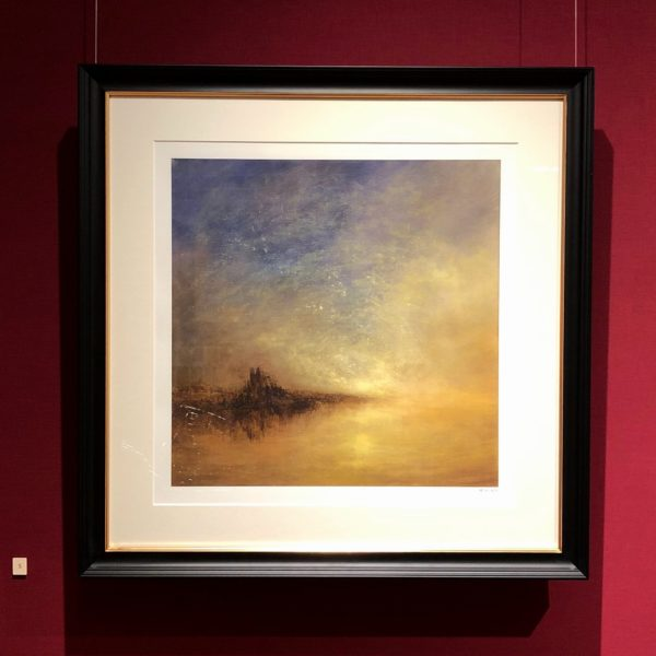 A Golden Moment In Time – Limited Edtion Print – Nial Adams FRSA