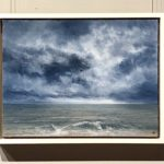 Storm Breakers Seascape Oil Painting