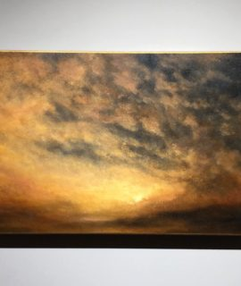 When Evening Comes Oil Painting